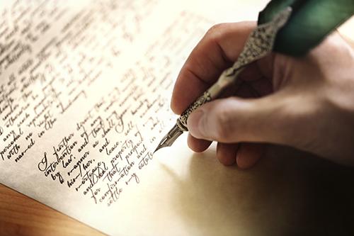 Análisis caligráfico