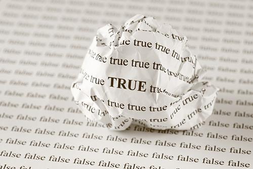 Identificación de falsificaciones y documentos manipulados